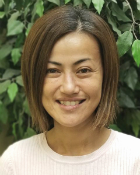 IIE Staff Akiko Wiegert