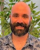 IIE Staff Nick Mossholder