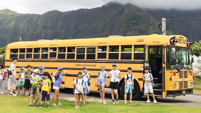 Hawaii Summer School 2021